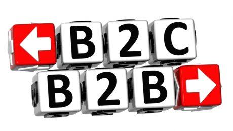 Diferencias entre el comercio electrónico B2B y B2C