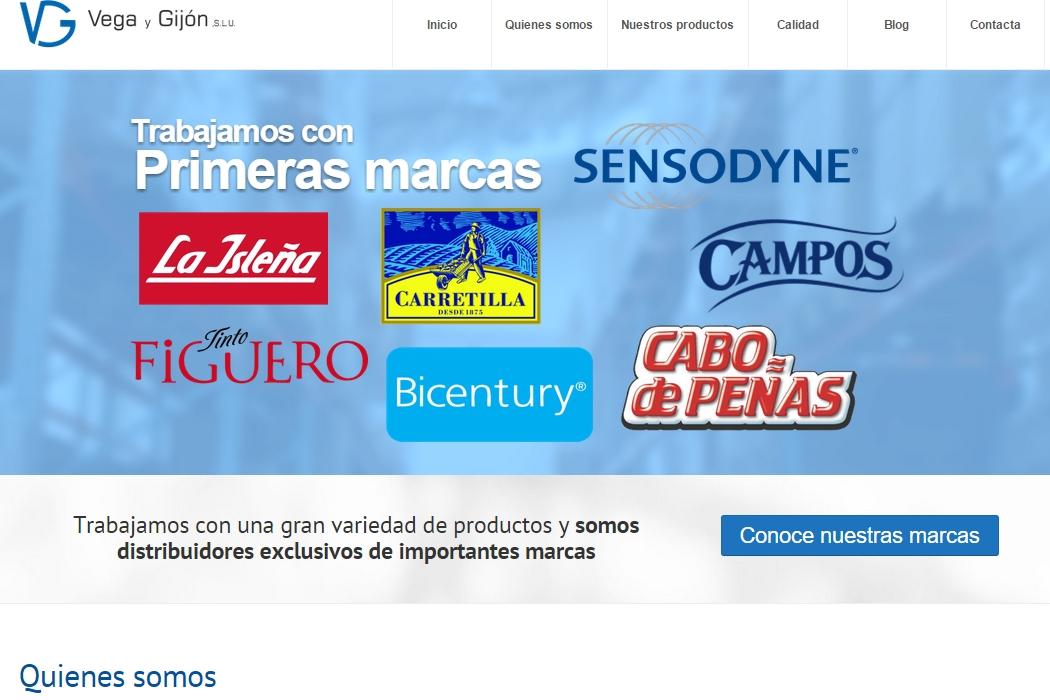 Cliente Vega y Gijón