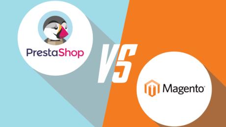 PrestaShop versus Magento