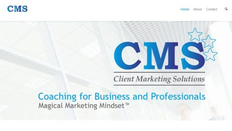 Cliente CMS Client Marketing Solutions