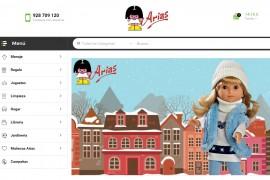muñecas arias tienda online gran canaria conecta software