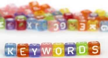 Palabras clave para nuestra web