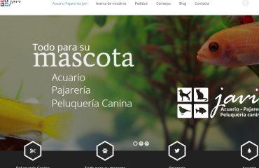 Proyecto Acuario Pajarería Javi