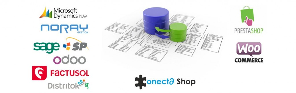 conecta shop para prestashop woocommerce