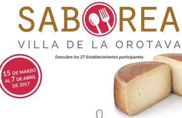Diseño Web Saborea La Orotava