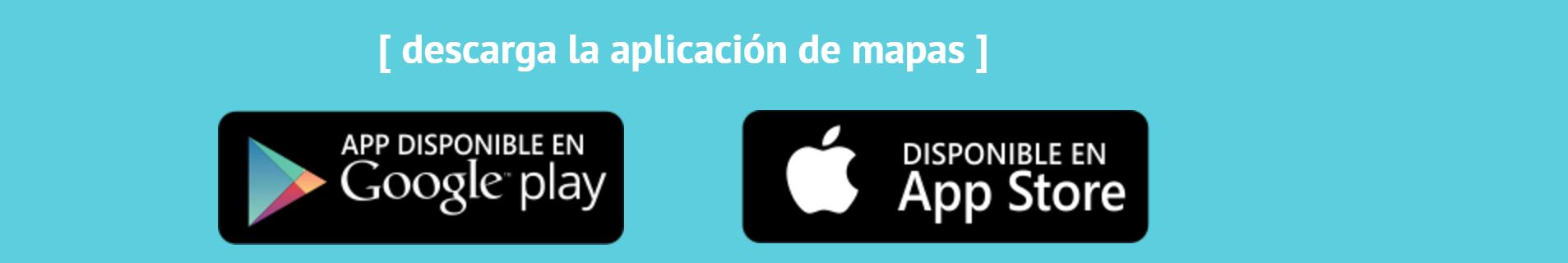 descarga app mapas