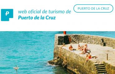 Portfolio Diseño Web de Visit Puerto de la Cruz