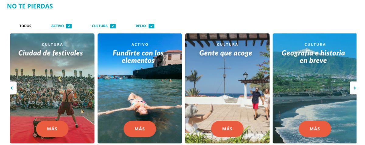 No te pierdas Actividad Cultura Relax Visit Puerto de la Cruz