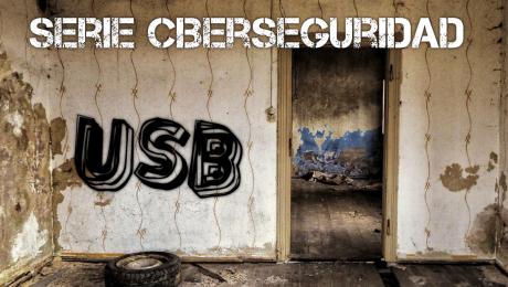 dispositivos USB en ciberseguridad