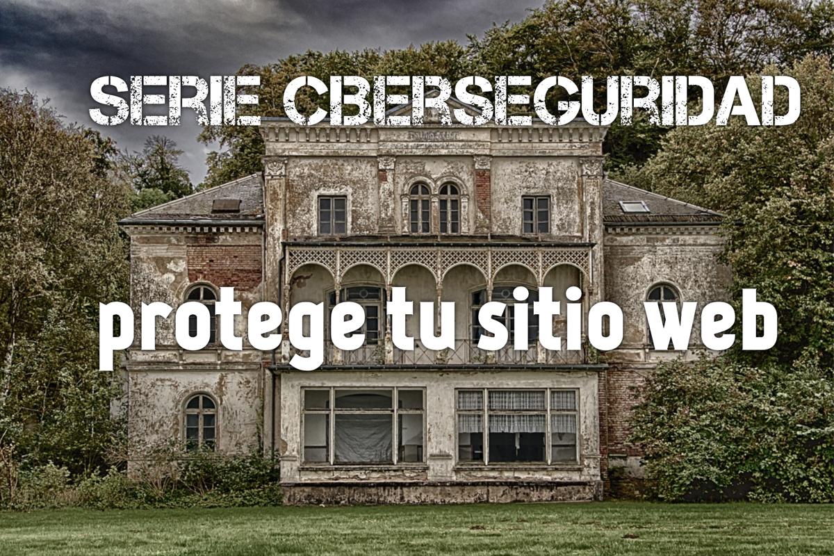 como proteger tu sitio web
