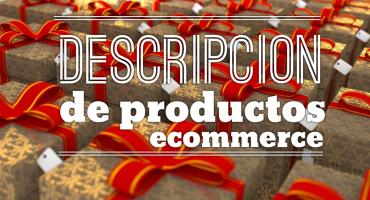 descripción de productos ecommerce