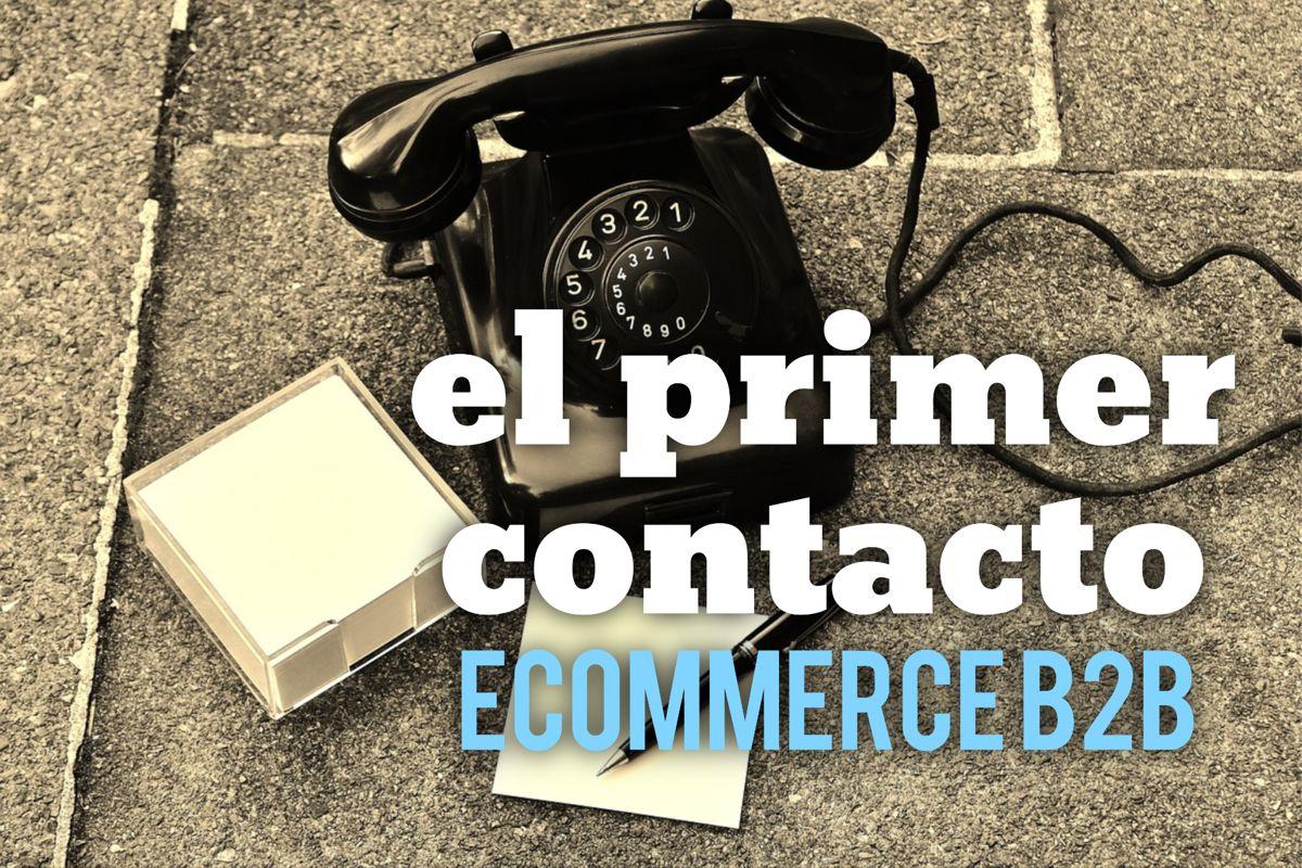 b2b ecommerce contacto