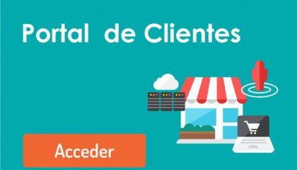 portal de clientes con acceso a extranet para ecommerce b2b