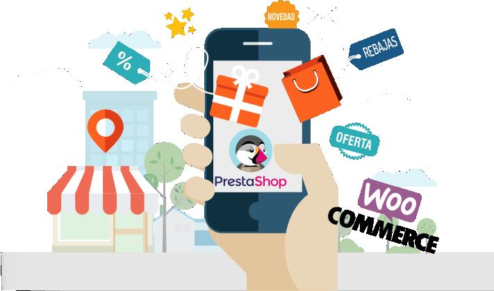 woocommerce prestashop online store