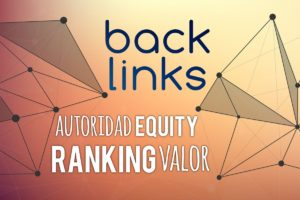 Backlinks, authority and value in SEO