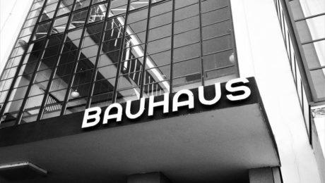 Bauhaus en Diseño Web