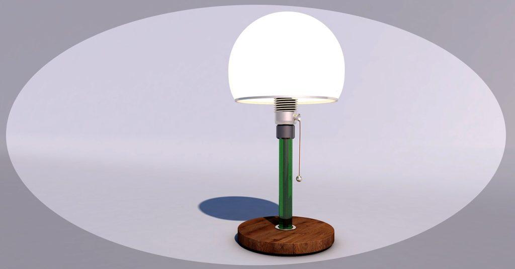 kandem lamp bauhaus school minimalism