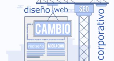 como migrar la pagina web corporativa
