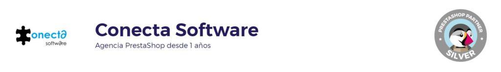 Conecta Software PrestaShop Partner Silver