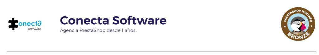 conecta software partner oficial prestashop canarias