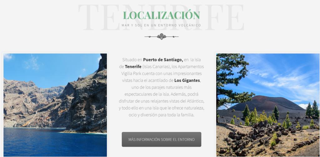 inicio localizacion puerto de santiago tenerife