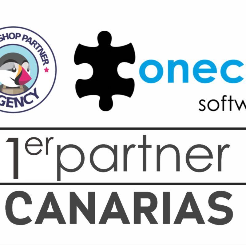 prestashop partner agency conecta software canarias