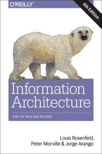 Information Arquitecture for the web and beyond
