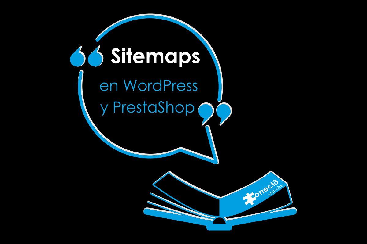 glosario sitemap en wordpress y prestashop conecta software