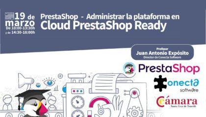 Administrar la plataforma en Cloud Prestashop Ready