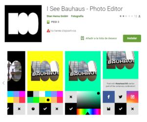 Bauhaus 100 Jahre