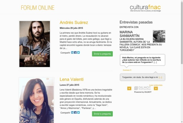 Fnac WordPress