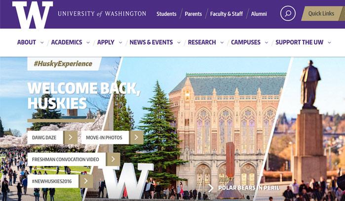 Universidad WordPress