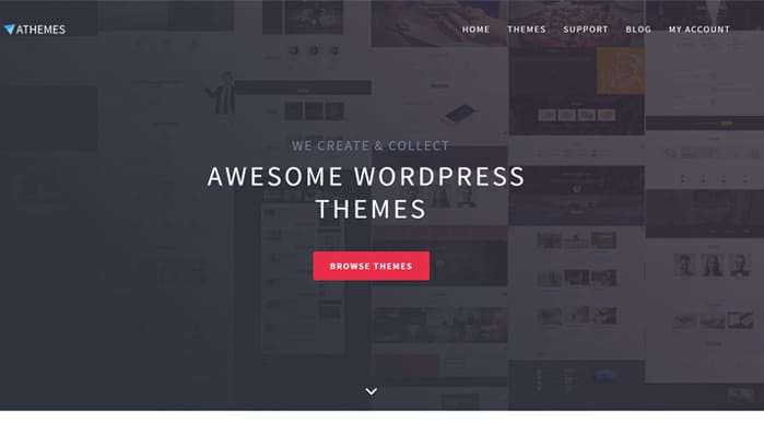aTheme WordPress