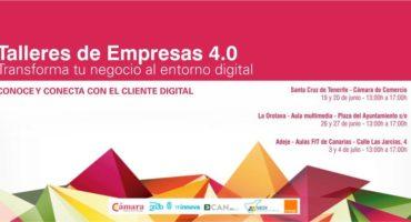 Talleres Empresas 4.0 Transformacion Digital 2019
