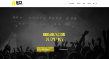 Portfolio ecommerce: Miss Lemon Brand