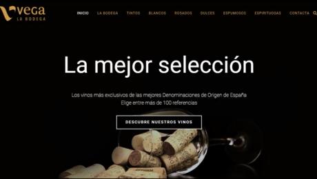PORTFOLIO ECOMMERCE: La bodega de Vega