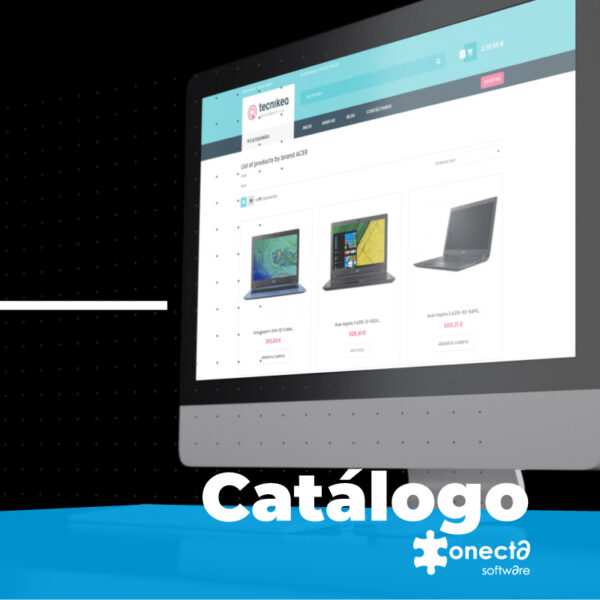 conecta catalogue para prestashop