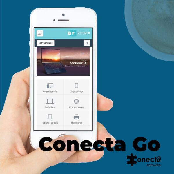 ConectaGo - Movilidad Comercial