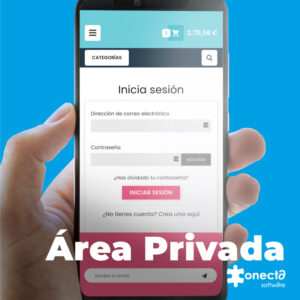 conectasoftware - Área Privada Wordpress