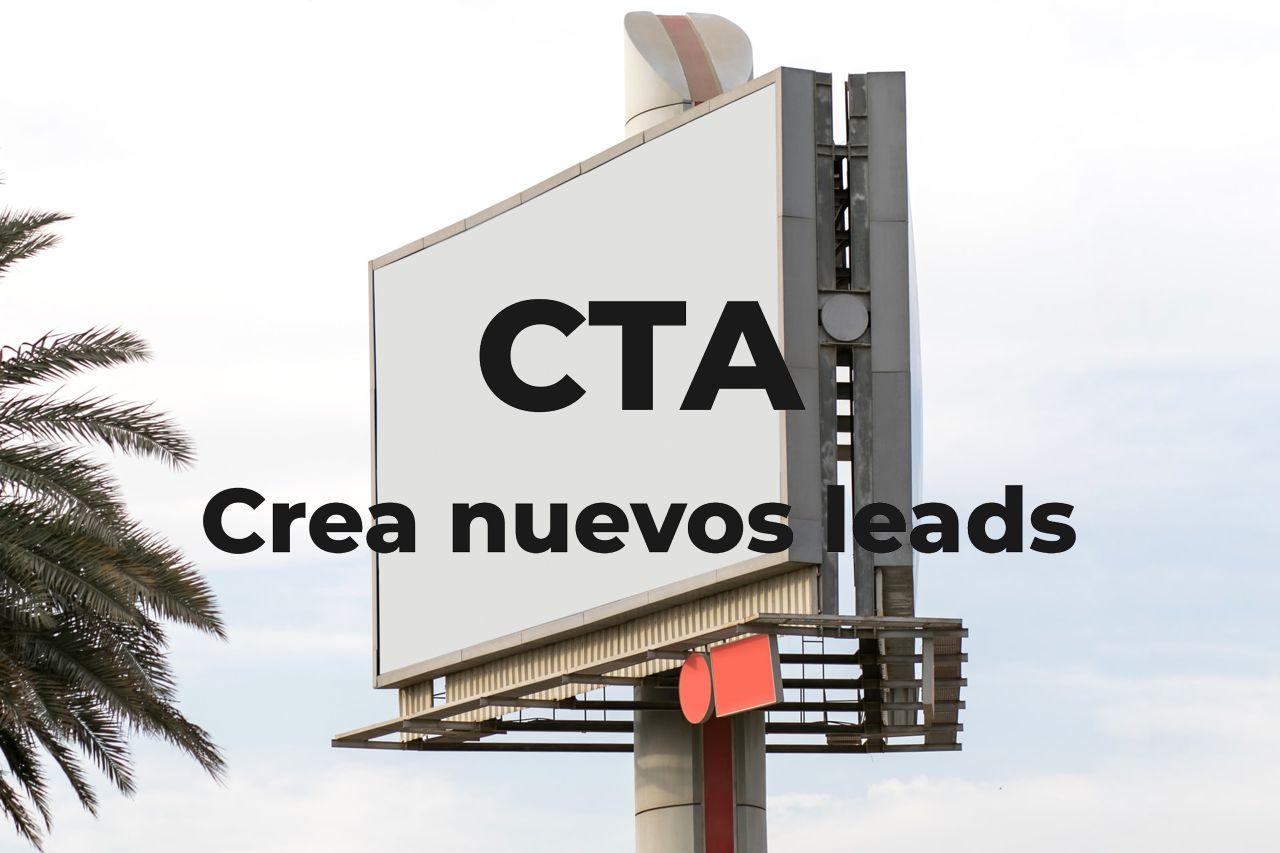 CTA - llamadas a la acción