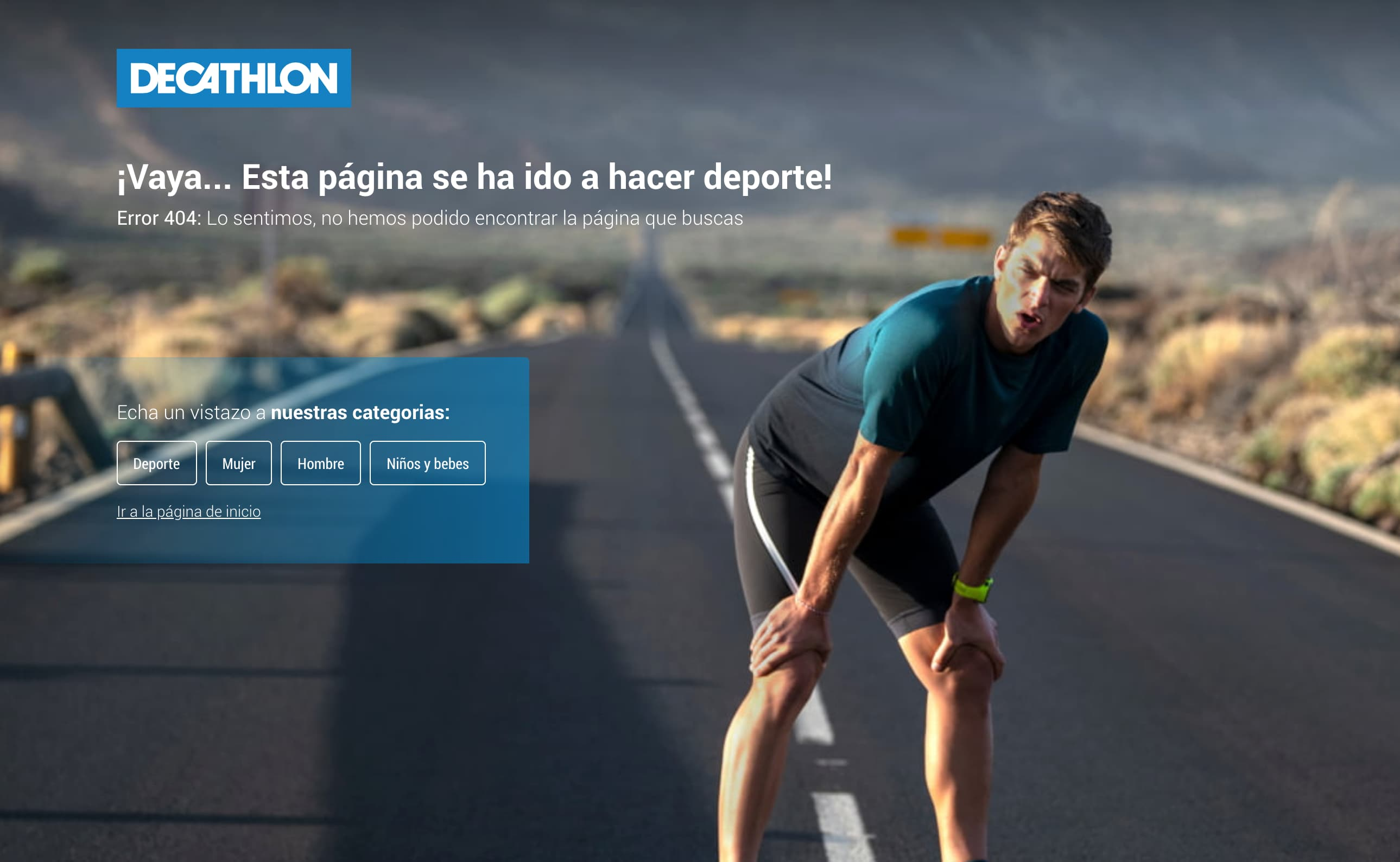 404 Decathlon