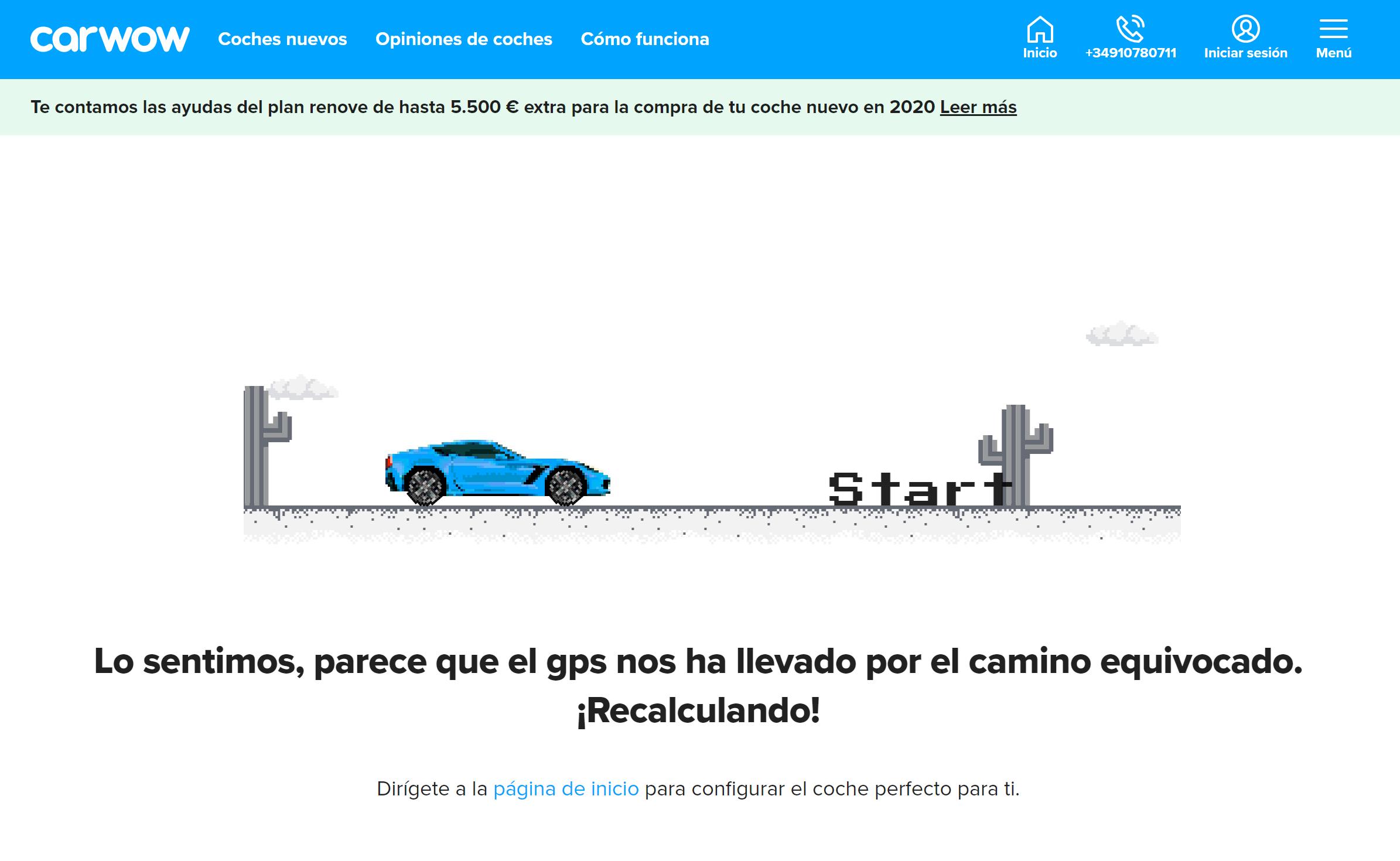 carwow diseño 404