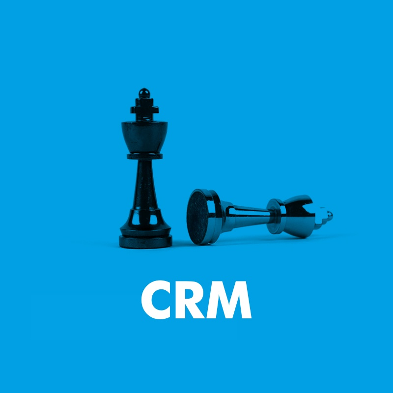 CRM glossary connects