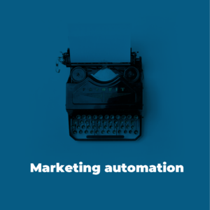 marketing automation glosario