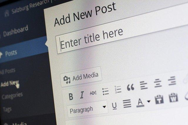Diseñar nuestra web en WordPress