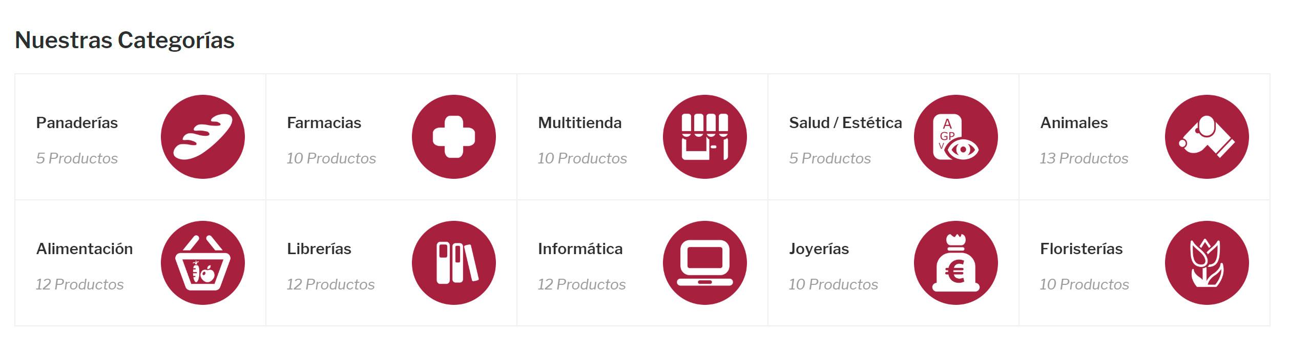 categories sectors marketplace trade la orotava